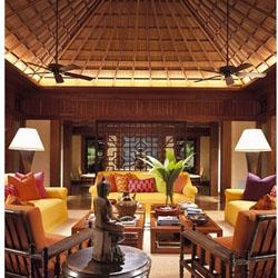 Ruang Tamu Bernuansa Etnik Bali N Artikel Tips Arsitektur Dan Interior Image Arsitek Kontraktor Indonesia Imagebali